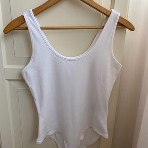 BNWOT Classic white bodysuit